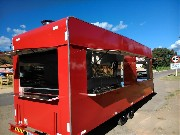 Trailer para lanches POPULAR